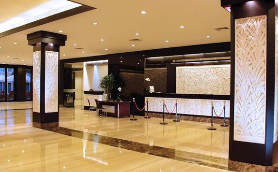 Lobby di Aston Denpasar Hotel & Convention Center