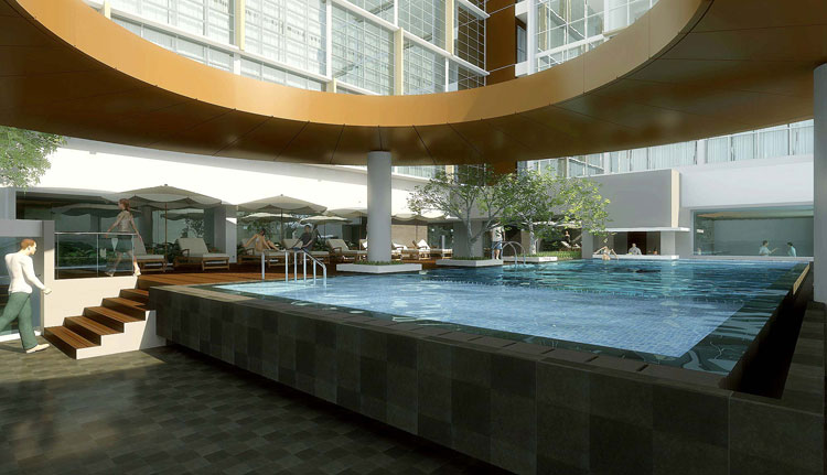 kolam renang di Aston Imperium Purwokerto Hotel & Convention Center