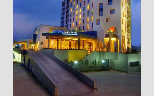 Thumbnail Photo - tampak luar hotel di Aston Palembang Hotel & Conference Center