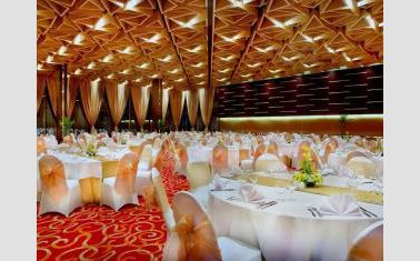 Ballroom di Aston Palembang Hotel & Conference Center