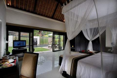 Thumbnail Photo - Deluxe 1 Bed room di Bali Rich Luxury Villas