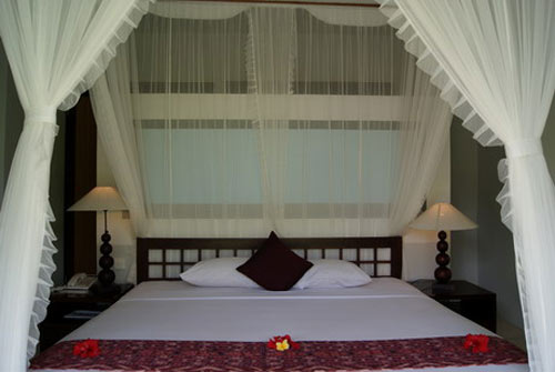 Deluxe Room di Bhanuswari Resort Spa