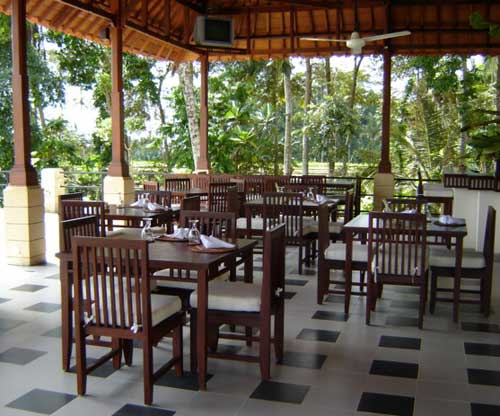 Restaurant di Bhanuswari Resort Spa