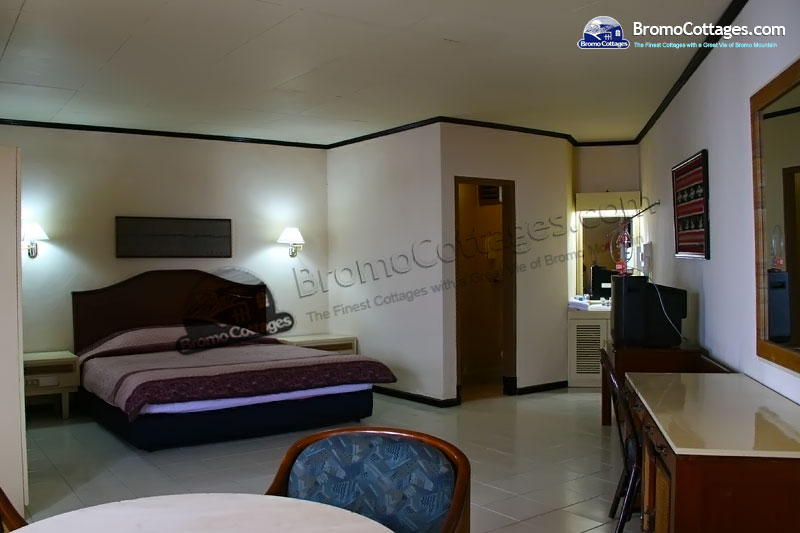 Guest Room di Bromo Cottages