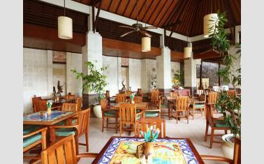 Restaurant di Club Bali Mirage