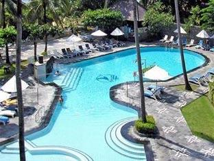 Swimming Pool di Club Bali Mirage