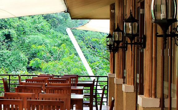Restaurant di Dream Resort Ciwidey