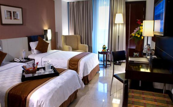 Guest Room di Grand Clarion Hotel & Convention