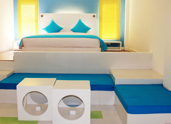 Thumbnail Photo - Guest Room di Home at 36 Condotel  (Apartment)