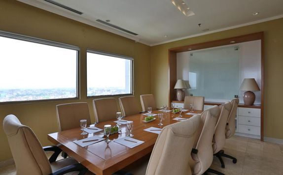 Meeting Room di Hotel Aryaduta Palembang