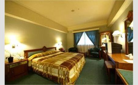 guest room di Hotel Royal Denai