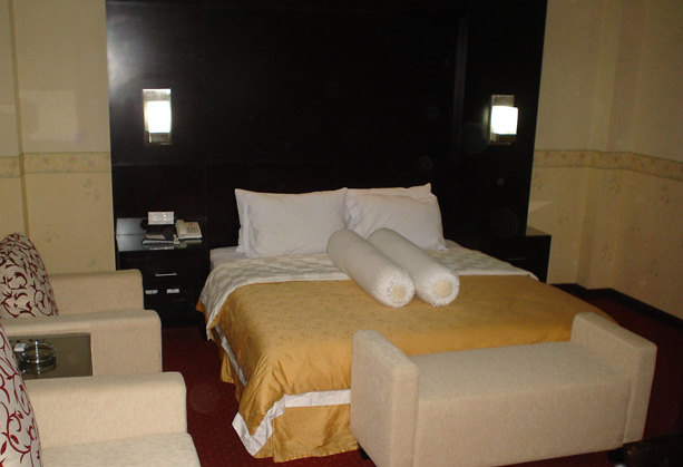 Guest Room di Swiss-bell Kristal Hotel and Convention Center