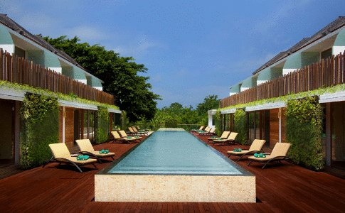 Pool View di Kupu Kupu Barong Villas and Tree Spa