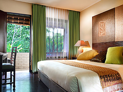 Superior Room di Mercure Resort Sanur