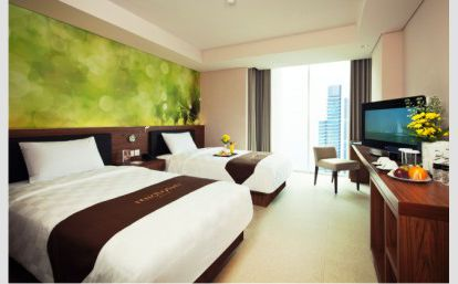 Fabulous Room di Midtown Hotel