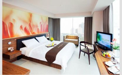 Marvelous Room di Midtown Hotel