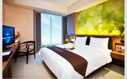 Splendid Room di Midtown Hotel