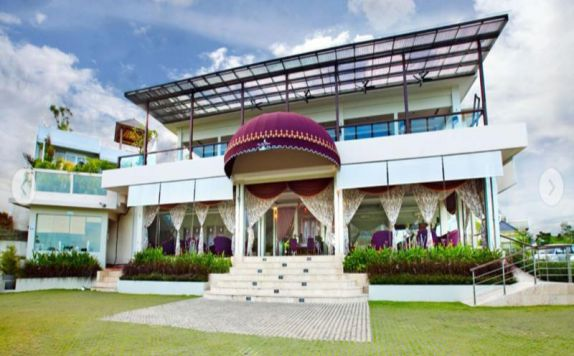 exterior di Nusa Dua Retreat Boutique Villa Resort & Spa (Villa)