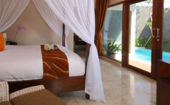 guest room 2 di Nusa Dua Retreat Boutique Villa Resort & Spa (Villa)