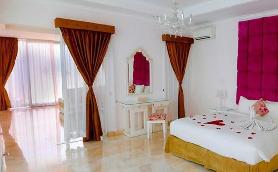 guest room 3 di Nusa Dua Retreat Boutique Villa Resort & Spa (Villa)