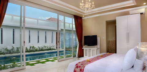 Room di Nusa Dua Retreat Boutique Villa Resort & Spa (Villa)