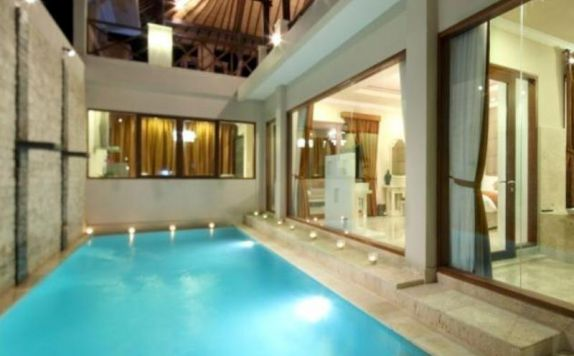 swimming pool di Nusa Dua Retreat Boutique Villa Resort & Spa (Villa)