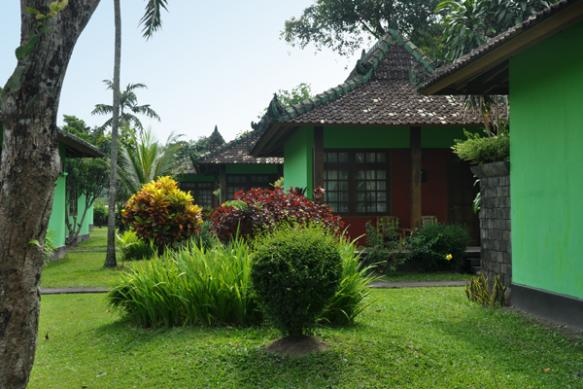 Cottage di Poeri Devata Resort Hotel