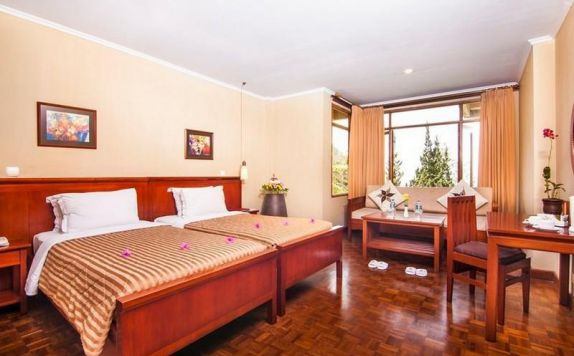 Guest Room di Puncak Resort