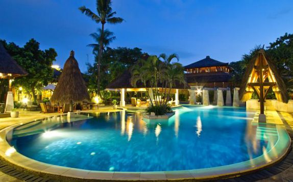 Hotel Exterior di Rama Beach Resort & Villas