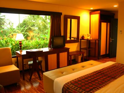 Guest Room di Sambi Resort, Spa & Resto