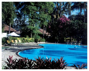 swimming pool di Kila Senggigi Beach Hotel (Senggigi Beach)
