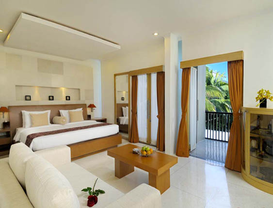 Royal Suite di The Oasis Boutique Beach Resort & Spa