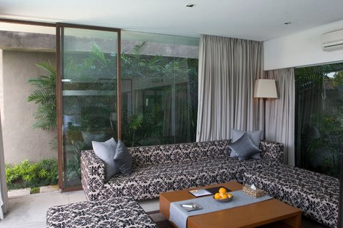Living Room di Ziva Boutique Villa
