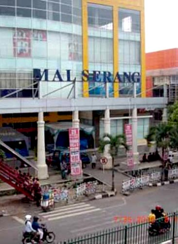 Mall Of Serang