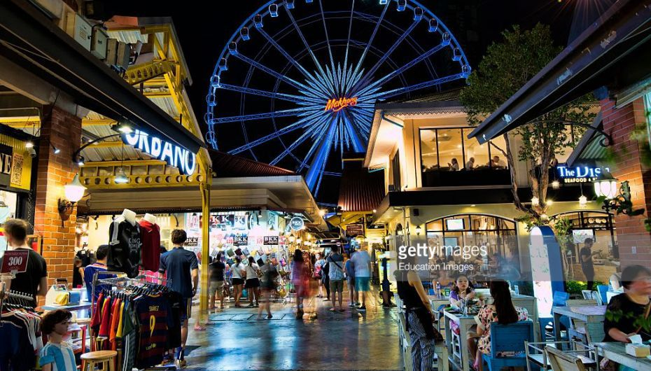 Asiatique Night Market