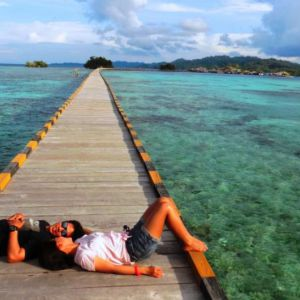 tour togean